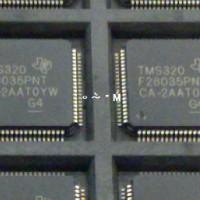 TMS320F28035PNT